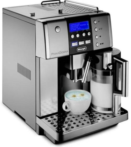 delonghi primadonna automatic coffee machine esam6600