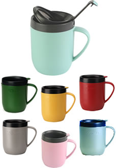 Smart Cafe Filter Coffee And Tea Plunger Mugs Imported From The Uk