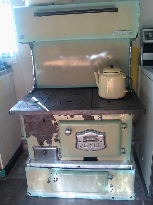 Other Kitchenalia Original Well Maintained Koolstoof
