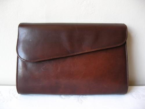 Made In South Africa Some Fading To Colour Of Leather And Slight Scuffing On Front Otherwise Excellent Condition With No Significant Wear Or Damage At