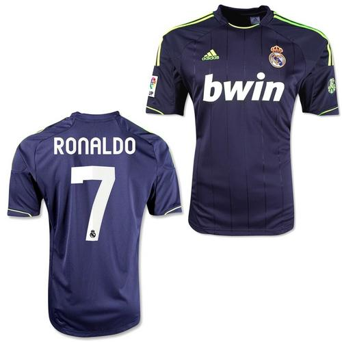 the best attitude 7211f 63f7c 2013 REAL MADRID AWAY SHIRT+RONALDO 7+1 LARGE ONLY+FREE SHIPPING