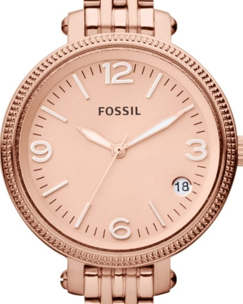 s watches authentic fossil gold