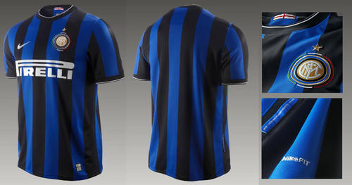 9dabfd46ec9e3 Apparel - Inter Millan Home Shirt 2009/10 was sold for R289.00 on 4 ...
