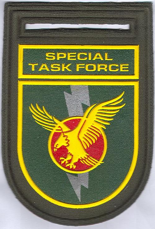 South African Police Services Police Special Task Force Copy Was Sold For R310 00 On 7 Feb