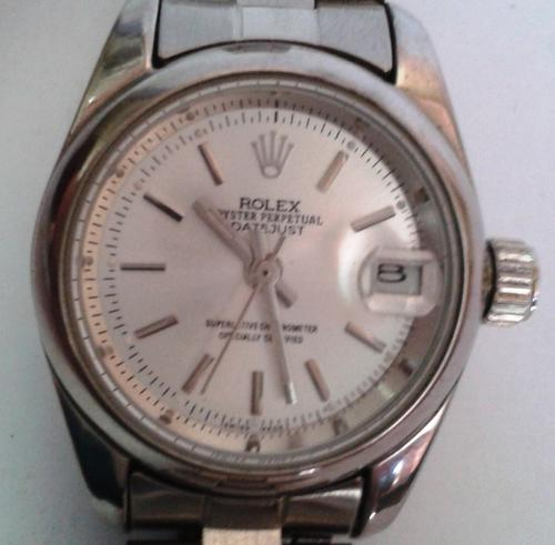 Other Antiques Collectables Rolex Oyster Perpetual Datejust P11