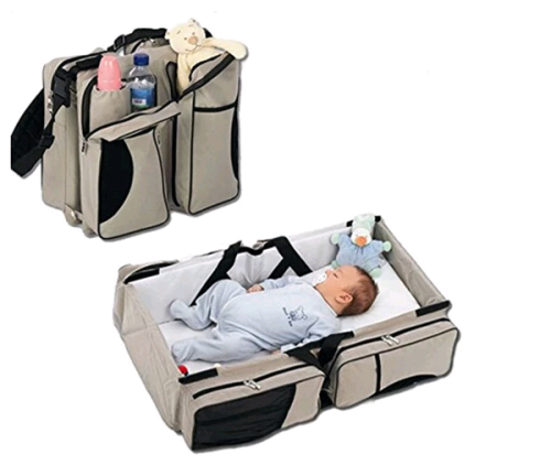 other bedding 3 in 1 multifunctional travel baby bed bag baby diaper bag baby sleeping bag. Black Bedroom Furniture Sets. Home Design Ideas