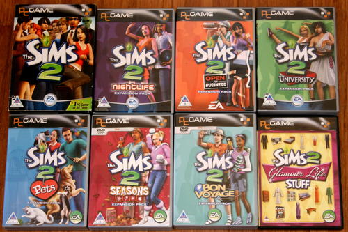 The Sims 2 And All 18 of Its Expansions Are Free on Origin