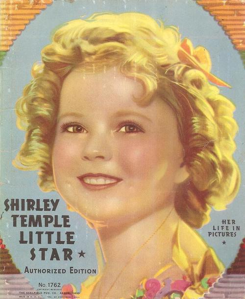 Shirley temple movie list