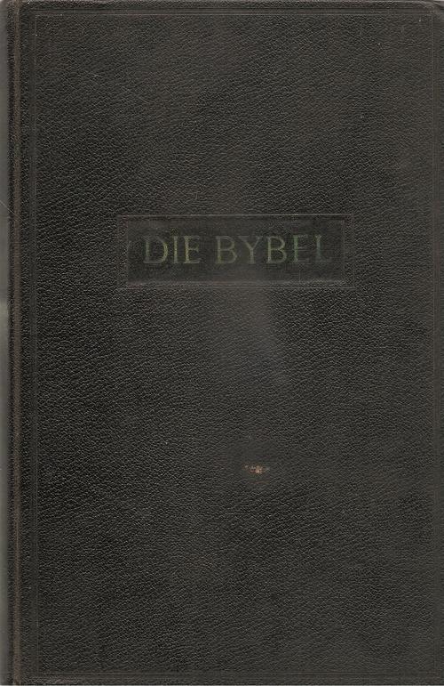 Philosophy religion spirituality die afrikaanse familiebybel die afrikaanse familiebybel 1953 fandeluxe Gallery