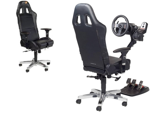 racing wheels & seats - playseat executive race/office seat was