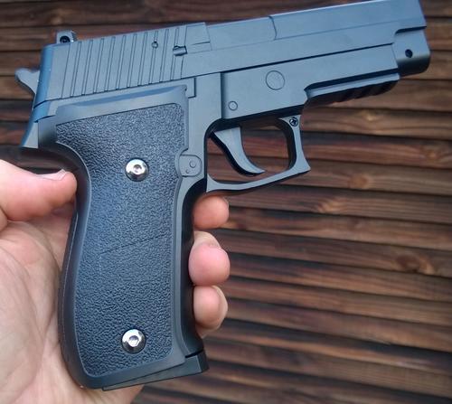G26 Pistol - Spring - BB Metal Pistol Full Size