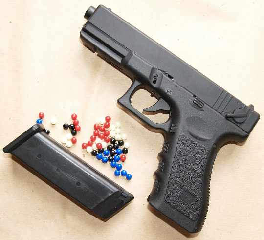 Bb Guns 239 Fps Glock Cyma Bb Pistol Shoots Bb