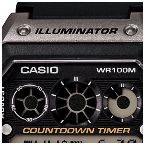casio world time illuminator manual