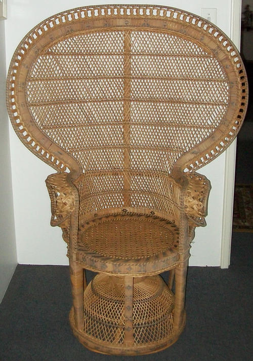 Chairs Stools Amp Footstools Rare Imported Wicker