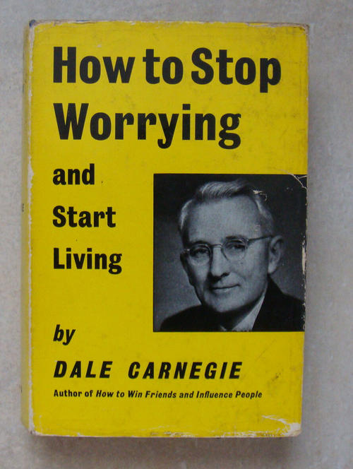 how to stop worrying and start living summary pdf