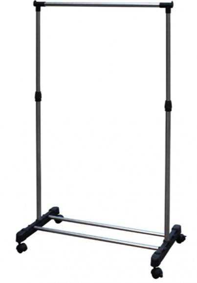 clothes lines racks portable single pole telescopic. Black Bedroom Furniture Sets. Home Design Ideas