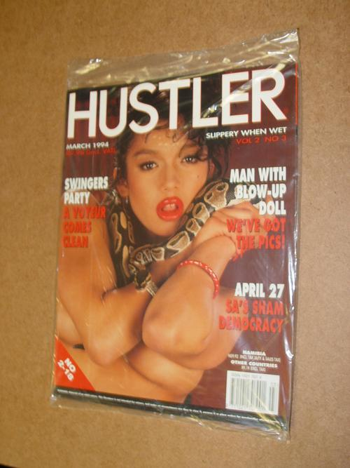 african hustler magazine South