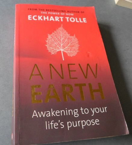 A New Earth : Awakening to Your Life's Purpose by Eckhart Tolle (2005, CD,...