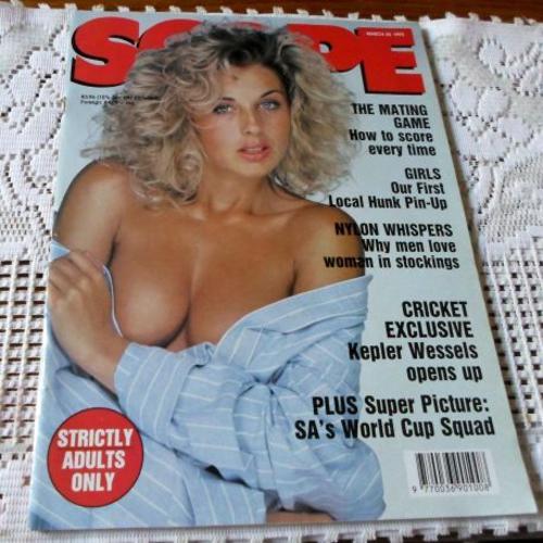 adult Score magazine