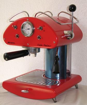 Lamps & Lanterns - Ariete Cafe Retro, espresso machine, made in ...