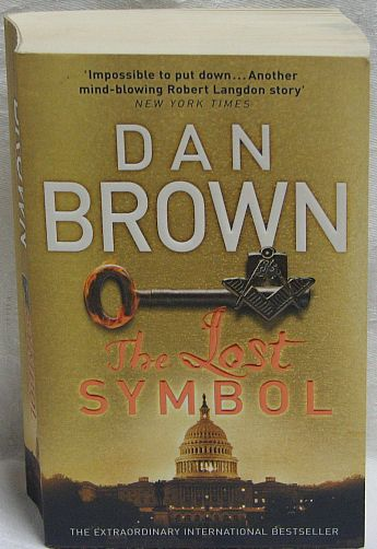 Thriller Adventure The Lost Symbol By Dan Brown Paperback
