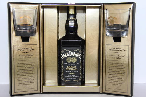 Jack Daniels Limited Edition Gold Medal Whiskey 1LT and Gift Box. & Whisky - Jack Daniels Limited Edition Gold Medal Whiskey 1LT and ... Aboutintivar.Com