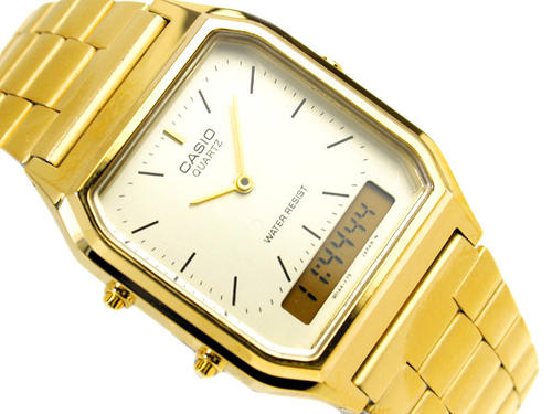 440a68362 Display Type: Analogue - Digital Clasp: 2-Fold Buckle Case Material:  Chrome-plated Resin Case Diameter: 28 millimetres. Case Thickness: 8  millimetres