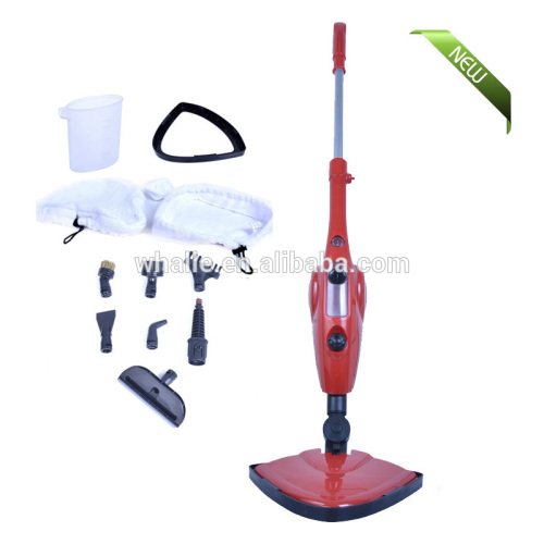 Steamers sunbeam 1300w steamer 10 in 1 was sold for for Steam mop 17 in 1