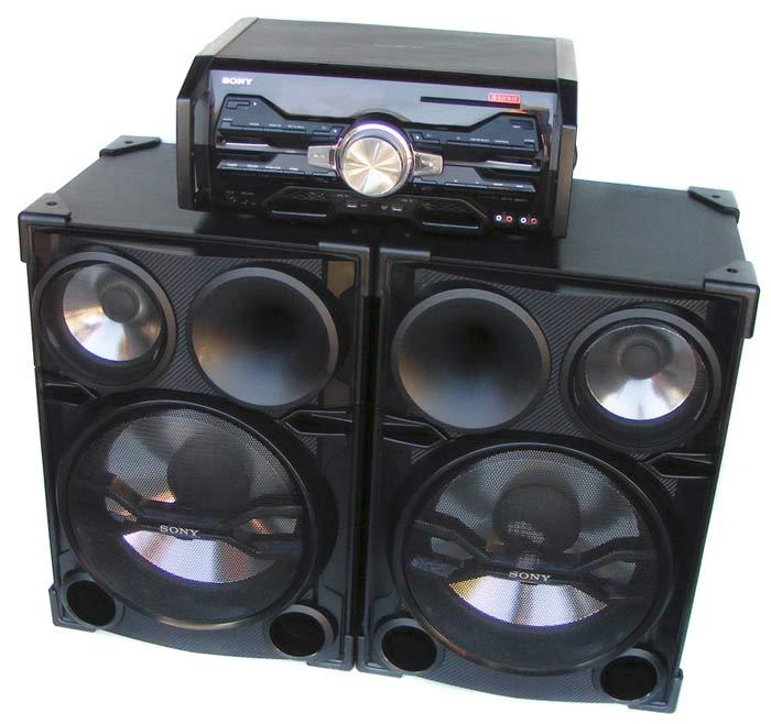 hi fi systems sony dj shake high power 2000w sound. Black Bedroom Furniture Sets. Home Design Ideas