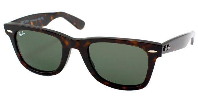 b902c8688ca ... authentic sunglasses sale genuine ray ban wayfarer tortoise green  sunglasses rb2140 902 rayban was sold for