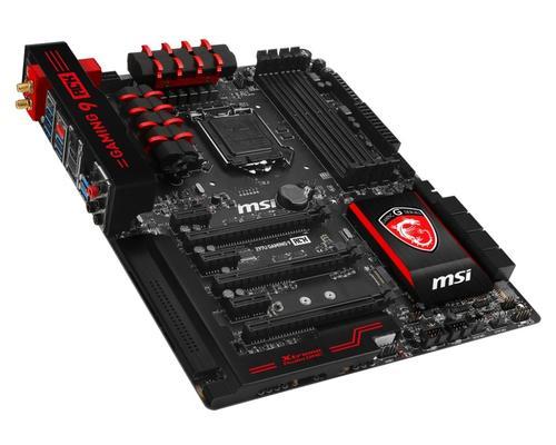 MSI Intel Z97A Gaming 9 ACK, Z97 Chipset, Socket 1150, 4th / 5th Gen ...