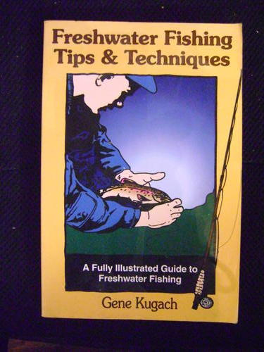 fishing books dvds freshwater fishing tips