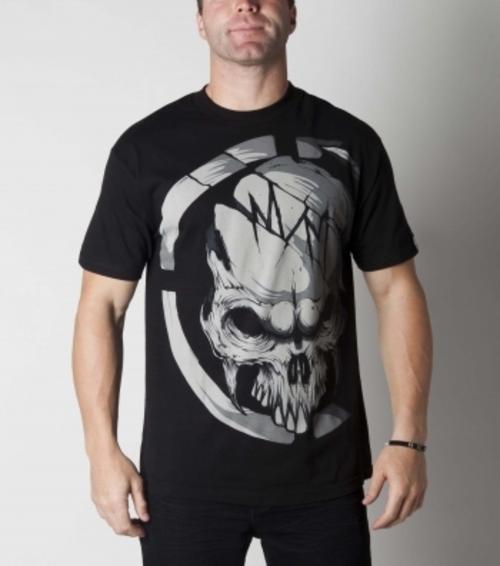 T-Shirts - Metal Mulisha Going Big T Shirt Black Mens clothing skull ... 28381d5d7
