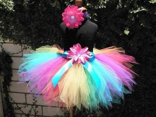 Dresses Amp Skirts Rainbow Tutu Skirt Was Sold For R125 00
