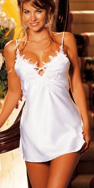 sexy silk dress