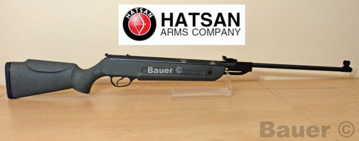 Hatsan Model 70 High-Power Hunting Air Rifle - 4 5cal ( 177cal)