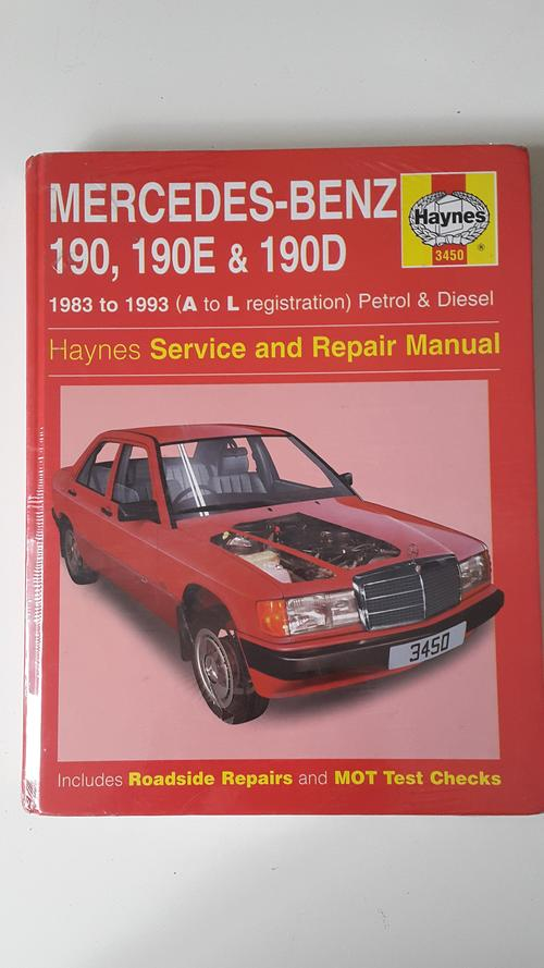 Manual repair engine for a 1993 mercedes benz c class for Mercedes benz c class owners manual