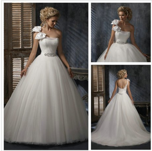 Ball Gown Wedding Dresses In Johannesburg : Wedding dresses ball gown ivory organza utterly dreamy