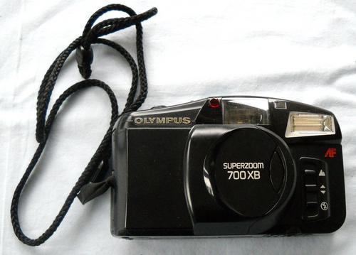 kameraer med super zoom