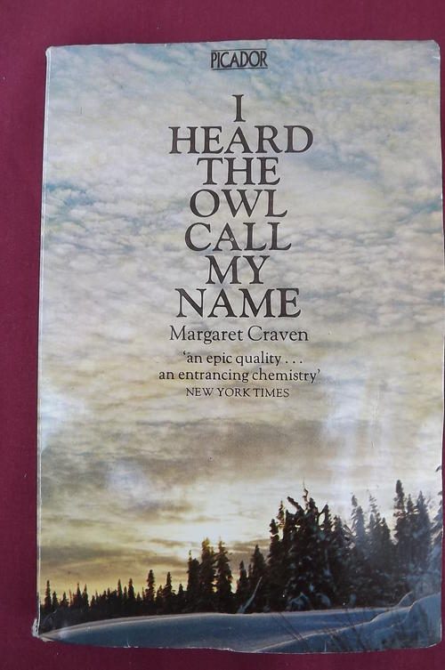 i heard the owl calling my name essay I heard the owl call my name by margaret craven mark brain, a young vicar sent to the native american village kingcome, in british columbia, is suffering from a fatal disease, but doesn't know it the bishop who sent him to kingcome knows, but didn't tell him because the bishop wants him to live.