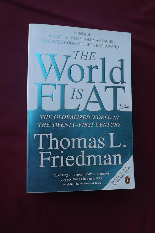 the world is flat the globalization The world is flat thomas l freidman era globalization 10 it shrank the world from a size large to a size medium globalization 10 was about countries and muscles.