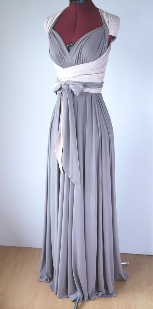 2 Colour Dress