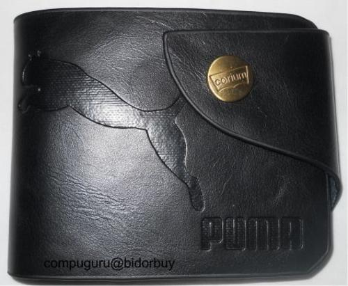 971b59539d6e Wallets   Holders -   PUMA   Men Leather Wallet