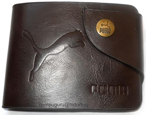 a42d0ab1c0c1 Wallets   Holders - PUMA Men Leather Wallet