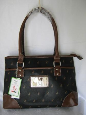 Handbags Bags Polo Handbag Black And Dark Brown Was Sold For R250 00 On 31 Jan At 07 By Lizrik Gemstones In Johannesburg Id 56962076