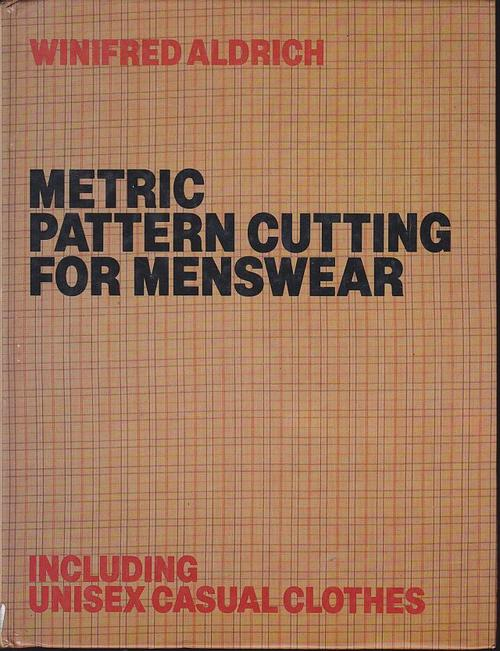 Crafts hobbies metric pattern cutting for menswear winifred metric pattern cutting for menswear winifred aldrich fandeluxe Image collections