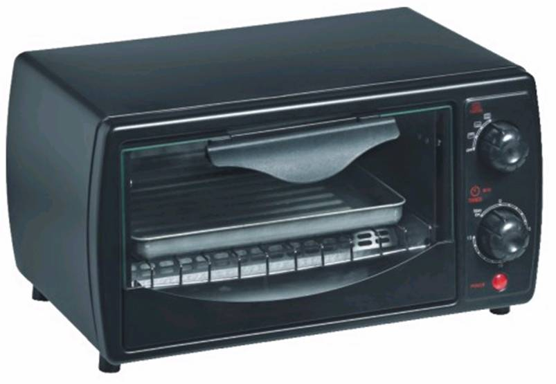 Hobs, Stoves & Ovens - 9-Litre Toaster Oven / Grill (Sunbeam) was sold ...