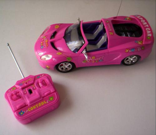 Cars Barbie Sports Car Full Function Remote Control Was Sold