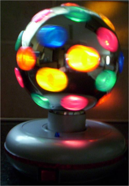 Other Lighting and Lamps - TABLE-TOP DISCO BALL (ELECTRIC) ***BRAND NEW***  was sold for R71.00 on 7 May at 14:16 by SUBASTA TRADING in Johannesburg ...