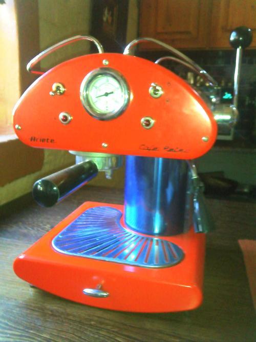 Tea & Coffee Makers - Ariete Coffee/Espresso Machine - Cafe Retro ...